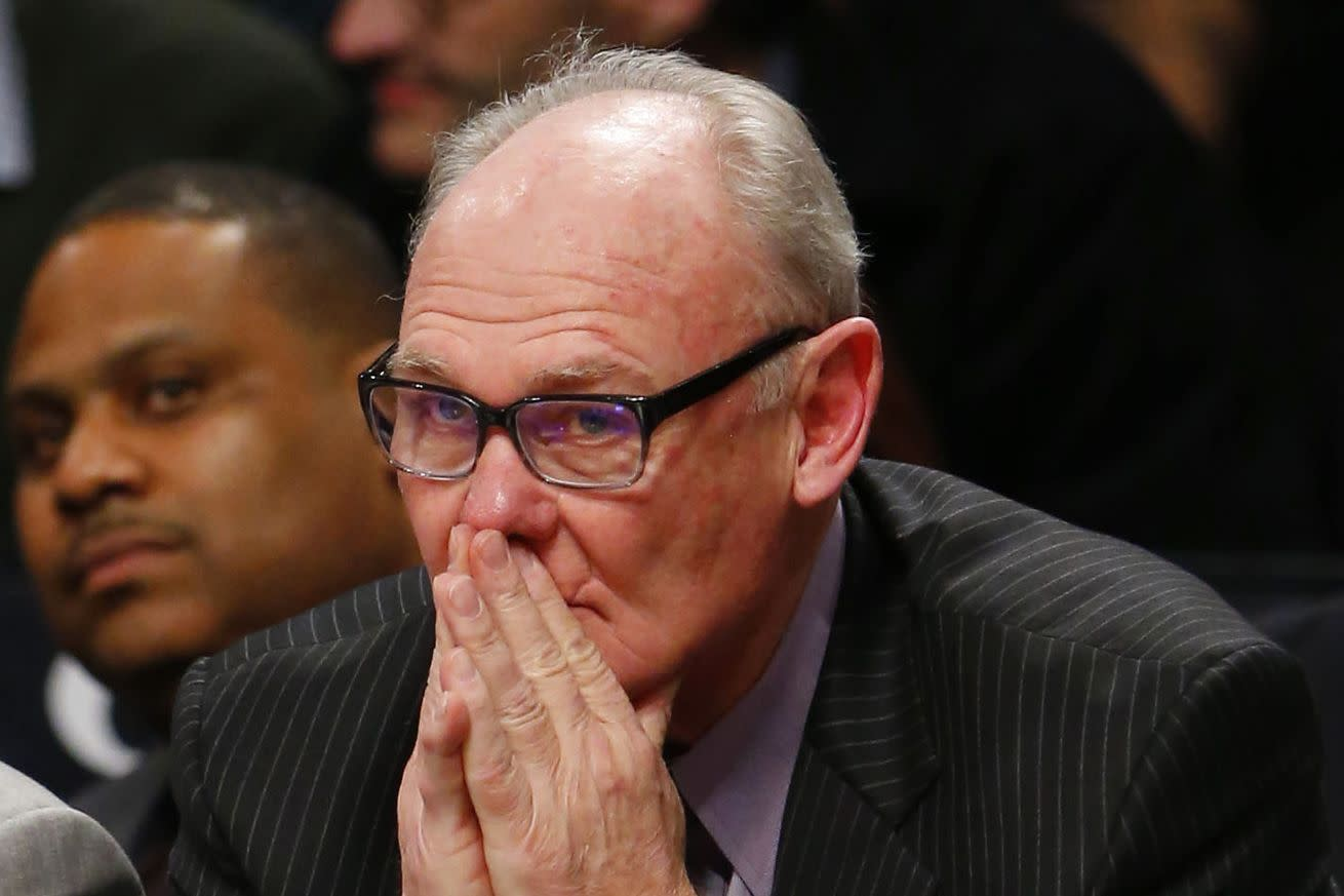 Kings decide to keep George Karl as head coach after all