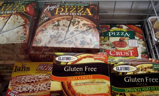 In 2012 gluten-free foods reached $4.2 billion in sales.