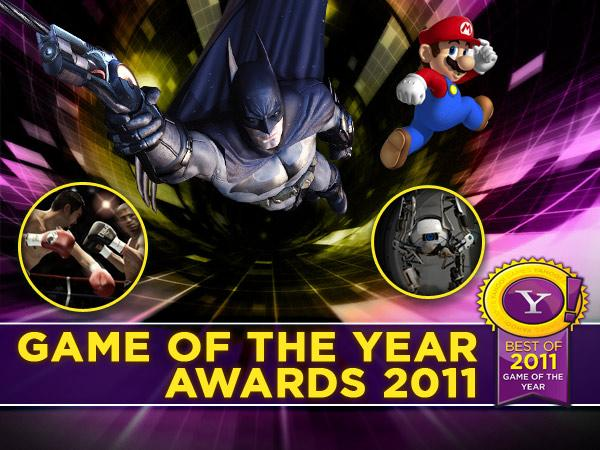 Game of the Year Awards 2011