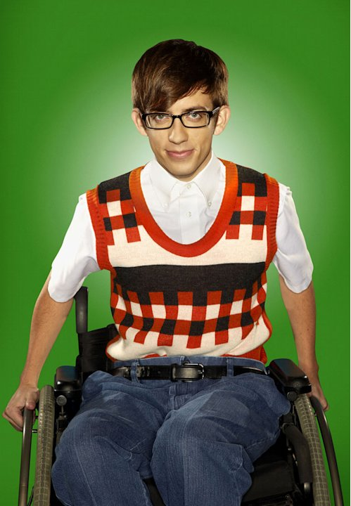 Kevin McHale returns as Artie in season 2 of &quot;Glee.&quot; 