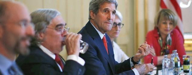 Kerry: 'Genuine progress' made in Iran talks