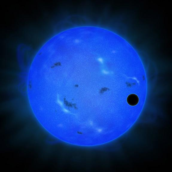 Strange Super-Earth Planet Has 'Plasma' Water Atmosphere