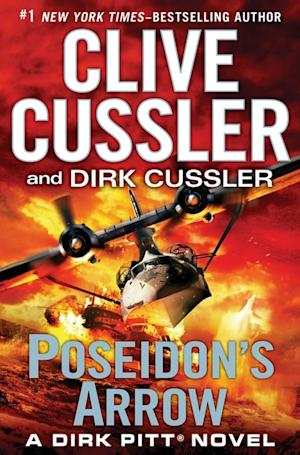"This book cover image released by G.P. Putnam's Sons shows ""Poseidon's Arrow,"" by Clive Cussler and Dirk Cussler. (AP Photo/G.P. Putnam's Sons)"