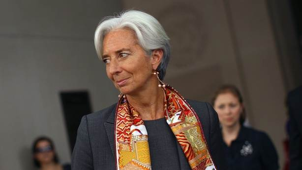 Christine Lagarde Will Replace DSK as IMF Chief