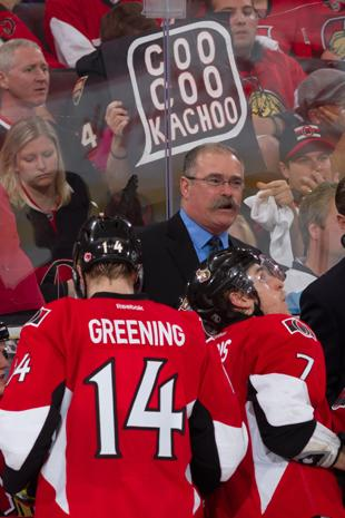 How Paul MacLean won the 2013 Jack Adams Trophy