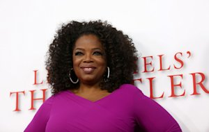 Oprah Winfrey arrives at the Los Angeles premiere of…