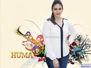 Date Drama: Huma Qureshi caught between EK THI DAAYAN and DEDH ISHQIYA