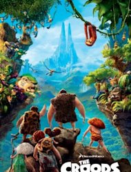 #1 The Croods Toons Up $44M Weekend, #2 Olympus Has Fallen Rises To $30.8M, Tina Fey &amp; Paul Rudd Soft In Admission, Spring Breakers Expands Sexploitation