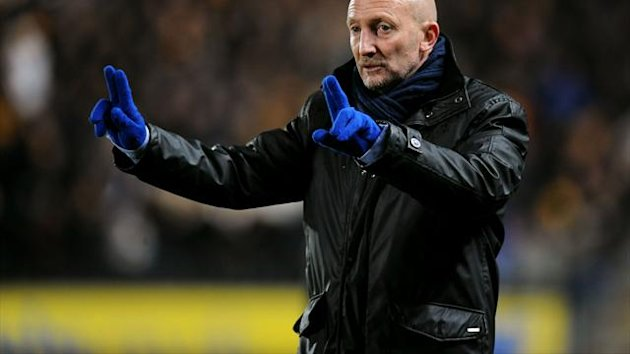 Ian Holloway's Crystal Palace have won just one of their last eight league outings