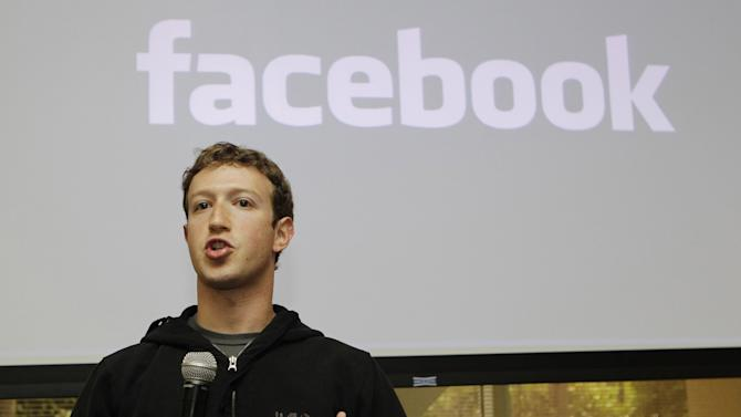 Facebook CEO turns 28, IPO could be $100B gift