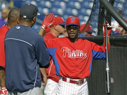 Brown homers again, Phillies beat Yankees 4-1