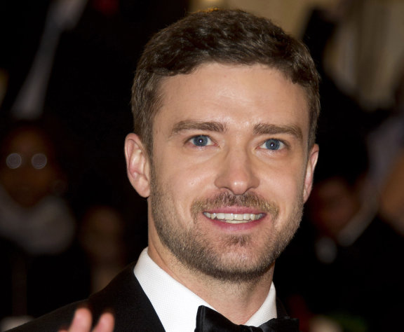 FILE - This May 7, 2012 file photo shows singer-actor Justin Timberlake at the Metropolitan Museum of Art Costume Institute gala benefit in New York. Timberlake has concentrated almost exclusively on his acting career over the last few years. But on Thursday, Jan. 10, 2013, he posted a video on his that showed him walking into a studio, putting on headphones and saying: I&#39;m ready. He hasn&#39;t made an album since 2006&#39;s Grammy-winning FutureSex/LoveSounds. (AP Photo/Charles Sykes, file)