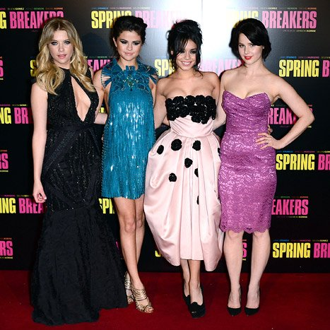 Spring Breakers Premiere Dresses:&nbsp;&hellip;