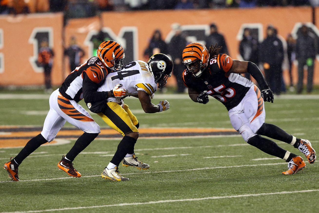 Vontaze Burfict suspended 3 games after vicious helmet-to-helmet hit on Antonio Brown