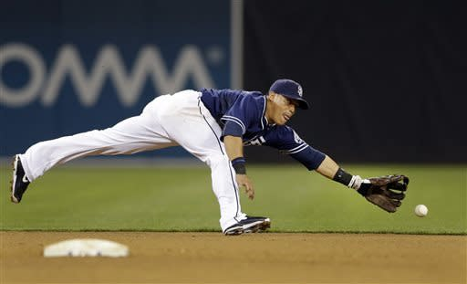 Erlin, Cabrera lead Padres to 4-3 win over Toronto