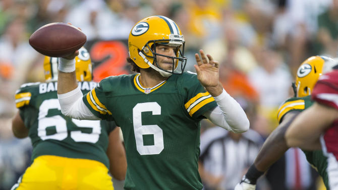 NFL: Preseason-Arizona Cardinals at Green Bay Packers