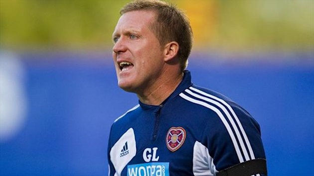 Gary Locke has paid tribute to the Hearts team of 1914