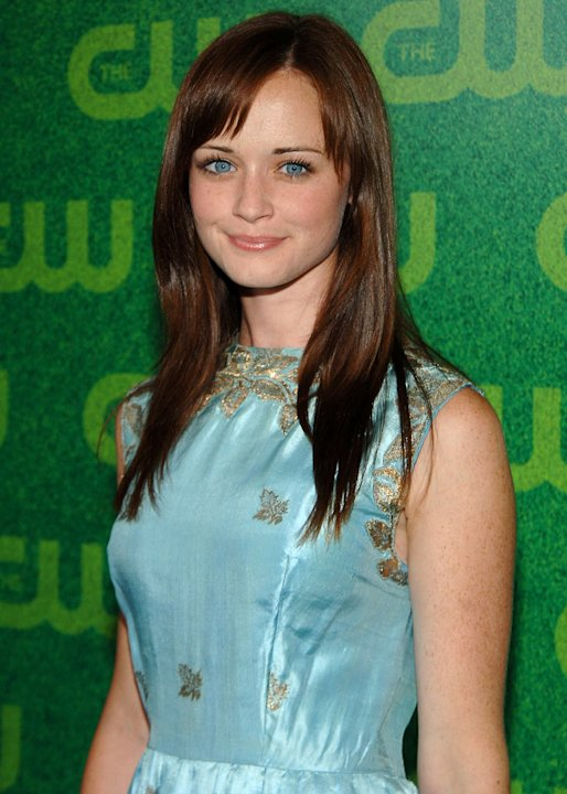 Alexis Bledel at The CW Summer 2006 TCA Party.