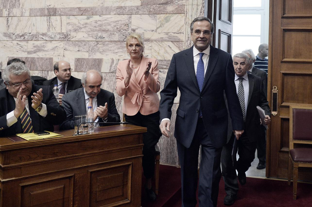 Failure for presidential vote in Greece could lead to snap polls