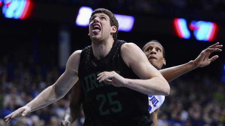 NCAA Basketball: Notre Dame at DePaul