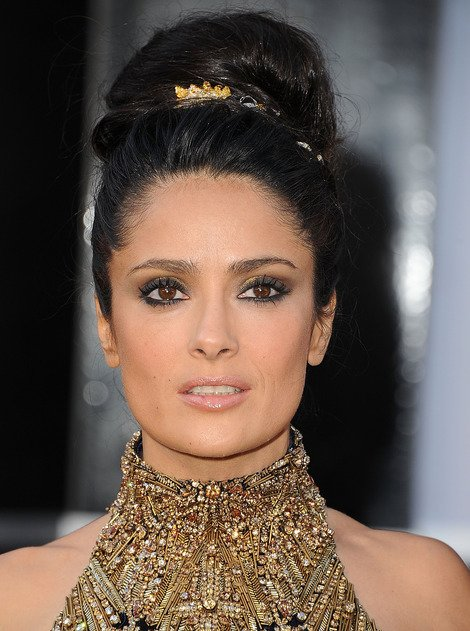 VIDEO: Get Salma Hayek's …