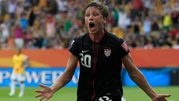Abby Wambach's stoppage-time strike edges Landon Donovan's winner vs. Algeria for US Soccer's Best Moment