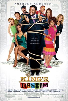New Line Cinema's King's Ransom