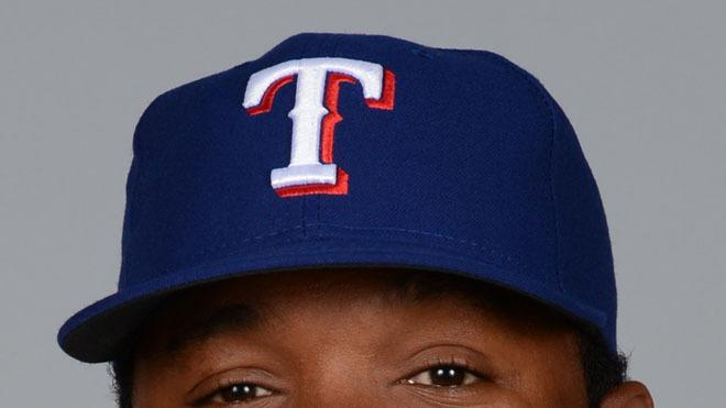 Neftali Feliz Baseball Headshot Photo
