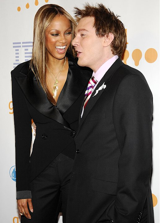 Tyra Banks, Clay Aiken