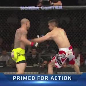 Fight Night Austin: One Round with Cub Swanson