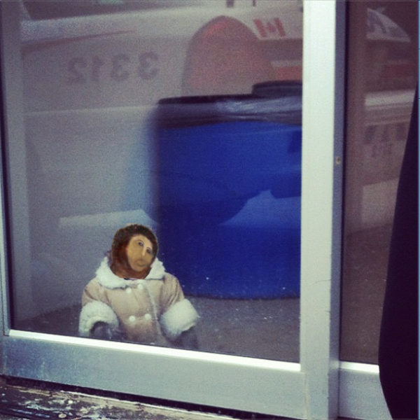 After a second look, Ikea Monkey starts to look very familiar... (via @Justin_Ling on Twitter)