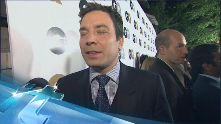 Jimmy Fallon talks fertility struggle