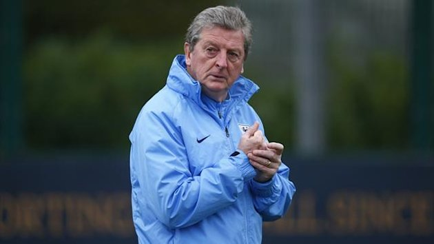 England manager Roy Hodgson (Reuters)