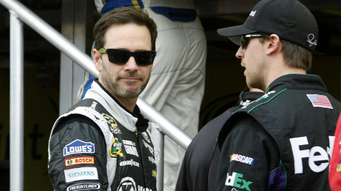 NASCAR adds Cup champ to Hall of Fame voting panel