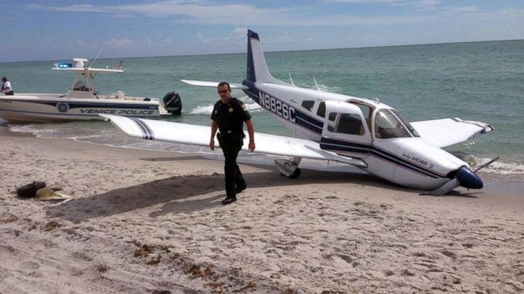 Inside the Frantic Moments After Florida Beach Plane Crash
