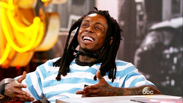 Lil Wayne's Scary Fan Encounter