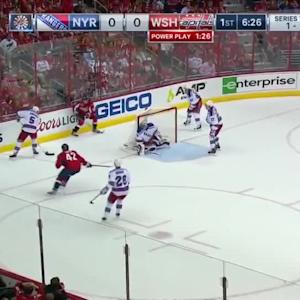 NY Rangers Rangers at Washington Capitals - 05/04/2015