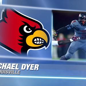 Best of Louisville's Michael Dyer vs FSU