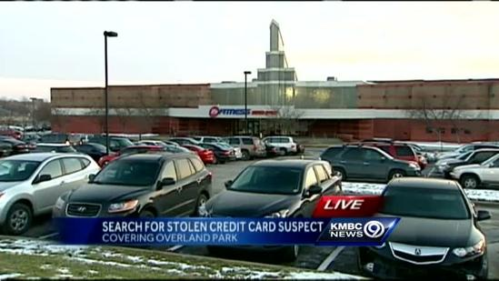 Police hope to identify man in credit card theft case