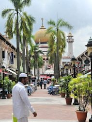 &lt;p&gt;File picture of Singapore, now a top destination for expats. China is also moving rapidly upwards as an attractive place to live and work. For overall expat experience and lifestyle, a survey put the Cayman Islands first, followed by Thailand, Spain, Singapore, Malaysia, Mexico and Switzerland.&lt;/p&gt;