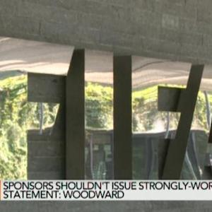 Media's Assault on FIFA Sponsors Unwarranted: Woodward