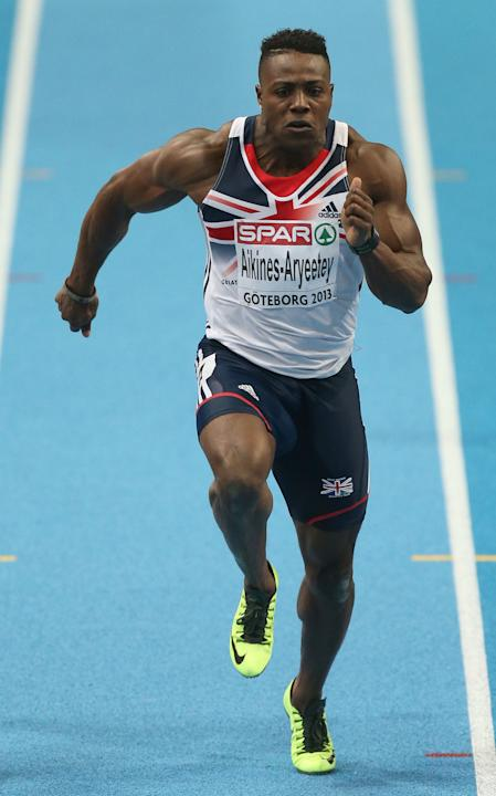Athletics - Harry Aikines-Aryeetey Filer