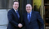 Scottish Independence: Referendum Deal Signed