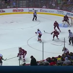 Mike Smith Save on Simon Despres (15:57/2nd)
