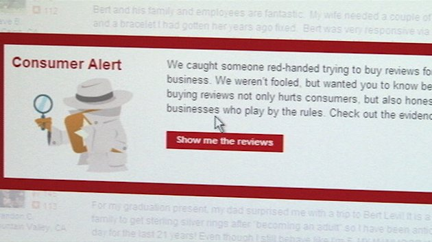 Woman Sued for Scathing Yelp Review (ABC News)