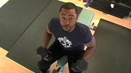Andre's Fitness Tip To Work The Chest