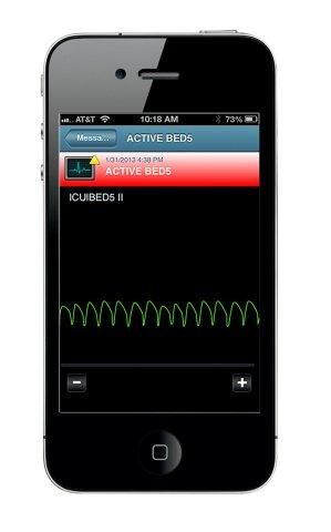 Ascom introduces Waveform Alerts on Smartphones and Tablets
