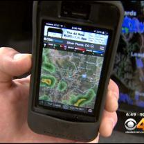 Mobile Weather Lab: Get Your Forecast On The Go