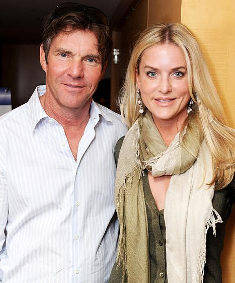 Dennis Quaid, Wife Kimberly Head to Bora Bora for Romantic Anniversary Getaway