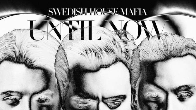 """This CD cover image released by Astralwerks shows the latest release by Swedish House Mafia, """"Until Now."""" (AP Photo/Astralwerks)"""